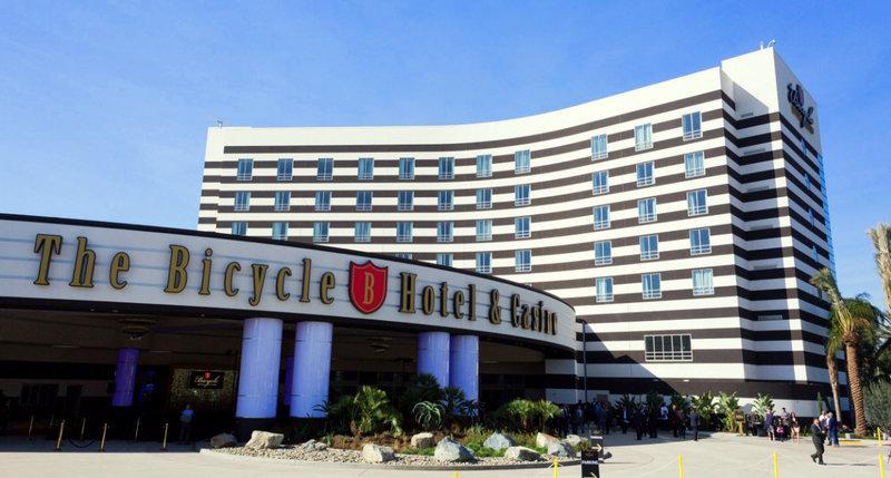 Bicycle Club Casino Poker Tournaments